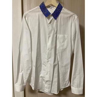 カルヴェン(CARVEN)のcarven 白シャツ(シャツ)