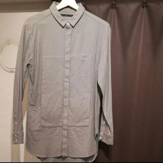 ドゥルカマラ(Dulcamara)の【my beautiful landlet】ロングシャツ/サイズ1(シャツ)