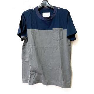 サカイ(sacai)のサカイ 半袖Tシャツ サイズ1 S メンズ(Tシャツ/カットソー(半袖/袖なし))