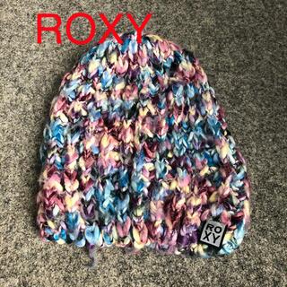 ロキシー(Roxy)のロキシー  ROXY  ビーニー ニット帽(ニット帽/ビーニー)