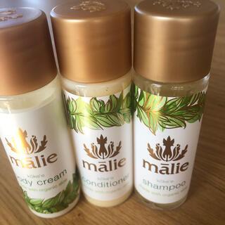 マリエオーガニクス(Malie Organics)のマリエオーガニックアメニティ(ボディソープ/石鹸)