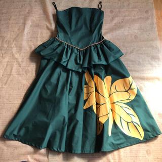 フラダンス 衣装ドレス(ダンス/バレエ)