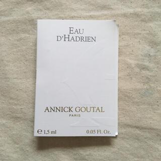 アニックグタール(Annick Goutal)のアニックグダール 香水 サンプル(香水(女性用))