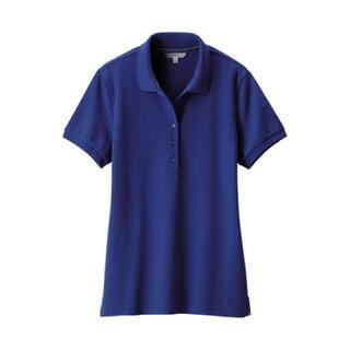 ユニクロ(UNIQLO)のユニクロ ドライストレッチポロシャツ 黒(ポロシャツ)