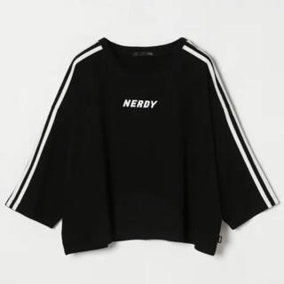 ヘザー(heather)のHeather NERDYコラボTシャツ(Tシャツ(長袖/七分))