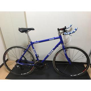ジオス(GIOS)のマッチ様専用 ジオス(GIOS) ミストラル クロスバイク 24速(自転車本体)