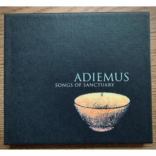 限定盤 Adiemus / Songs Of Sanctuary ブックレット付(ヒーリング/ニューエイジ)
