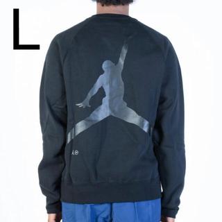 フラグメント(FRAGMENT)のL Nike fragment Air Jordan クルーネック スウェット(スウェット)