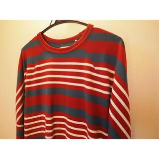 ジエダ(Jieda)のname. ボーダー tシャツ サイズ 0(Tシャツ/カットソー(半袖/袖なし))