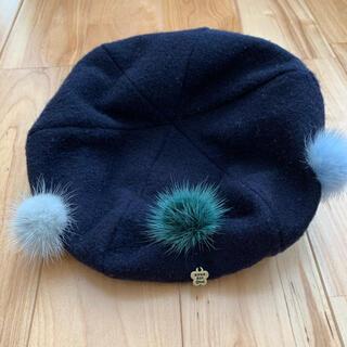 アナスイミニ(ANNA SUI mini)の⭐︎ぴこりん様専用⭐︎ANNA SUI mini ベレー帽(帽子)