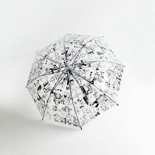 スリーコインズ(3COINS)のご近所物語 ビニール傘(傘)