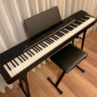 カシオ(CASIO)のYAMAHA 電子ピアノCASIO プリヴィア コンパクトモデルPX-150BK(電子ピアノ)