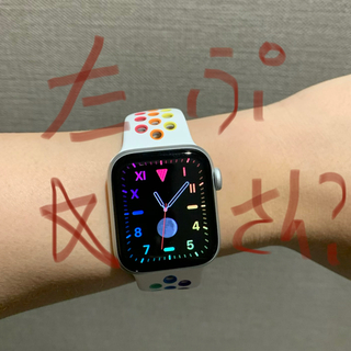 アップルウォッチ(Apple Watch)のたぷさん専用Apple Watchバンド(腕時計(デジタル))