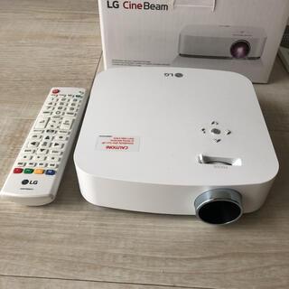 エルジーエレクトロニクス(LG Electronics)のLG PF50KS DLPプロジェクター(プロジェクター)