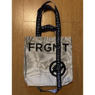 フラグメント(FRAGMENT)のRAMIDUS FRAGMENT トート ベージュ M ラミダス フラグメント(トートバッグ)