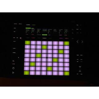 極美品 ableton push 2 (MIDIコントローラー)