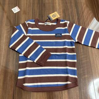 ニットプランナー(KP)のKPBoy新品タグ付きボーダートップス✨(Tシャツ/カットソー)