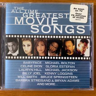 洋楽CD THE ALL TIME GREATEST MOVIE SONGS(映画音楽)