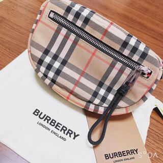 バーバリー(BURBERRY)のBURBERRY ウエストポーチ(ボディーバッグ)