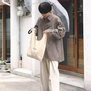 ジエダ(Jieda)のjiedaチェックオーバーシャツ(シャツ)