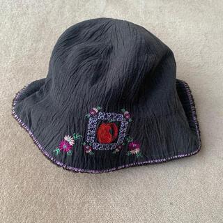 アナスイ(ANNA SUI)のANNA SUI レディース帽子 黒(ハット)