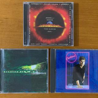 洋画サウンドトラック 3枚セット(映画音楽)