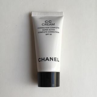 シャネル(CHANEL)のCHANEL CCクリーム 5ml(CCクリーム)
