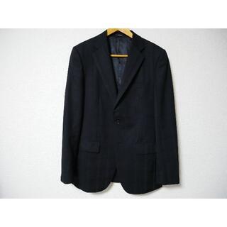 コムサイズム(COMME CA ISM)の【お買い得】コムサイズム スーツ上下 セットアップ Lサイズ ブラック (セットアップ)