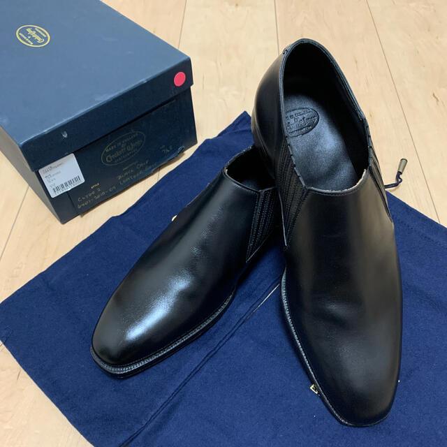 Crockett&Jones(クロケットアンドジョーンズ)の037様専用  クロケット&ジョーンズ サイドエラスティック 7ハーフ メンズの靴/シューズ(ドレス/ビジネス)の商品写真