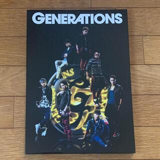 ジェネレーションズ(GENERATIONS)の【12/16までセール中】 GENERATIONS  DVD付(ポップス/ロック(邦楽))