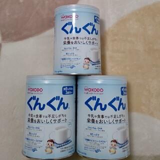 ワコウドウ(和光堂)のフォローアップミルク  ぐんぐん(スプーン/フォーク)