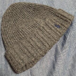 ポロラルフローレン(POLO RALPH LAUREN)のラルフローレン ニット帽 グレー POLO RALPH LAULEN(ニット帽/ビーニー)