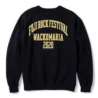 ワコマリア(WACKO MARIA)のワコマリア × フジロック 2020 トレーナー スウェット(スウェット)