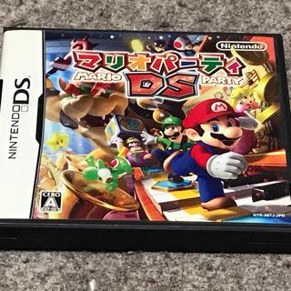 マリオパーティDS DS(携帯用ゲームソフト)