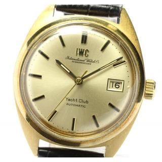 インターナショナルウォッチカンパニー(IWC)のIWC ヨットクラブ K18YG cal.8541B  メンズ 【中古】(腕時計(アナログ))