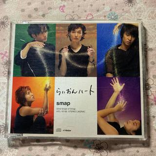 スマップ(SMAP)のらいおんハート SMAP シングルCD(ポップス/ロック(邦楽))