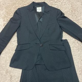 クミキョク(kumikyoku(組曲))の組曲 スカートスーツ ストライプ(スーツ)