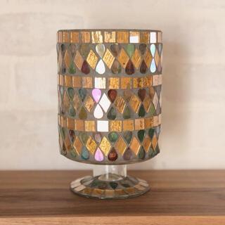アクタス(ACTUS)のステンドグラス風✴︎フラワーベース(花瓶)
