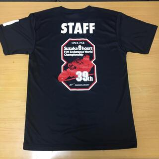 コカコーラ 鈴鹿8耐サーキット39th黒Tシャツ M(Tシャツ/カットソー(半袖/袖なし))