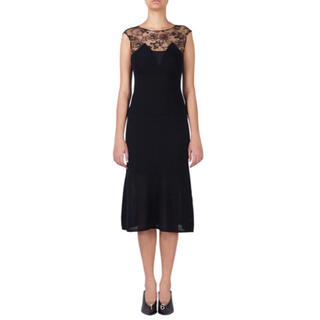 ドゥーズィエムクラス(DEUXIEME CLASSE)のbabaco レースドレス(ロングドレス)