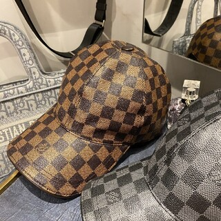 LOUIS VUITTON - ルイヴィトン キャップ