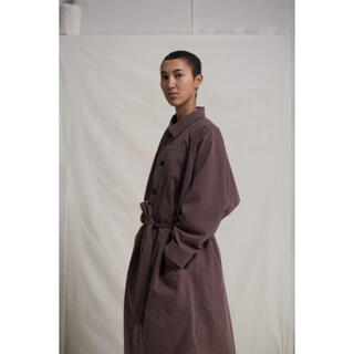 1LDK SELECT - O PROJECT trench coat gabardine