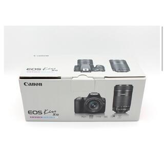 キヤノン(Canon)の11台 Canon X10ダブルズーム 新品(デジタル一眼)