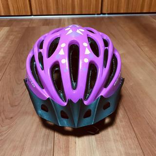 ブリヂストン(BRIDGESTONE)のあかりママ様ご指定 (値下げしました)自転車用ヘルメット(ヘルメット/シールド)
