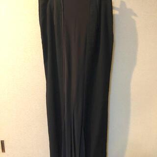 ヨウジヤマモト(Yohji Yamamoto)のヨージヤマモト ロングスカート(ロングスカート)