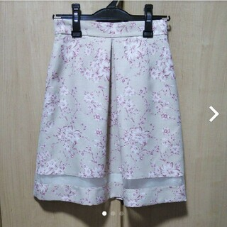 ファビュラスアンジェラ(Fabulous Angela)のファビュラスアンジェラ スカート(ひざ丈スカート)