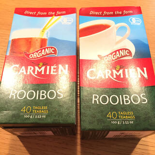 コストコ(コストコ)のコストコ*オーガニックルイボスティー120包(茶)