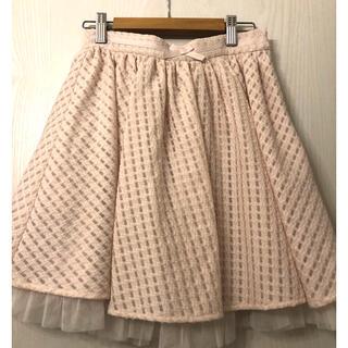 ハニーシナモン(Honey Cinnamon)のHoney Cinnamon ピンク スカート(ミニスカート)