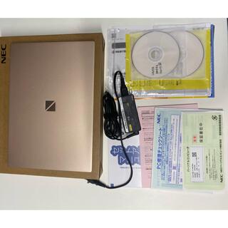 エヌイーシー(NEC)のNEC PC-PM550NAG LAVIE Pro Mobile(ノートPC)