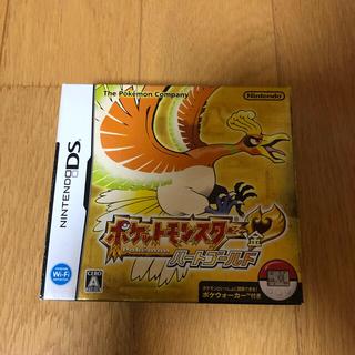 ニンテンドウ(任天堂)のポケットモンスターハートゴールド(家庭用ゲームソフト)